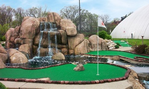 Four Seasons Golf Center: $111 for a Two-Hour Party for Up to 20 with Private Room and Mini Golf at Four Seasons Golf Center ($200 Value)