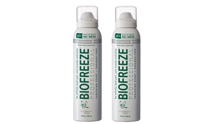 Biofreeze Professional Pain Relieving 360 4 Fl. Oz. Spray (2-Pack)