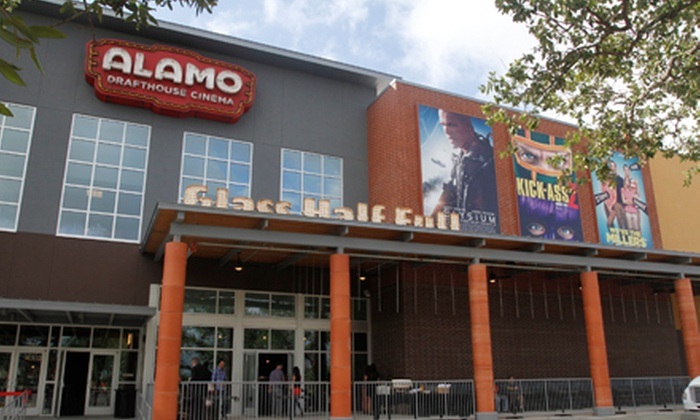 Alamo Drafthouse Cinema - Multiple Locations: $5 for a General Admission Movie Ticket at Alamo Drafthouse Cinema (Up to a $10 Value)