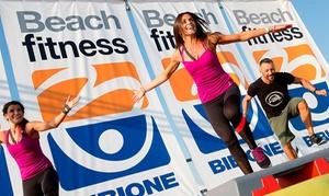 Raduni Sportivi: Bibione Beach Fitness dal 16 al 18 settembre, un weekend di sport in riva al mare (sconto fino a 46%)