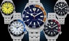Studer Schild Biscayne Men's Diver Watch: Studer Schild Biscayne Men's Diver Watch