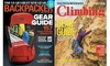 Blue Dolphin Magazines: One-Year Subscriptions to Backpacker or Climbing Magazine from Blue Dolphin Magazines