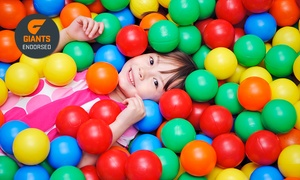 Lollipop's Playland : Playland Entry for One Child and One Adult on a Weekday ($6) or Weekend ($9) at Lollipop's Playland (Up to $15 Value)