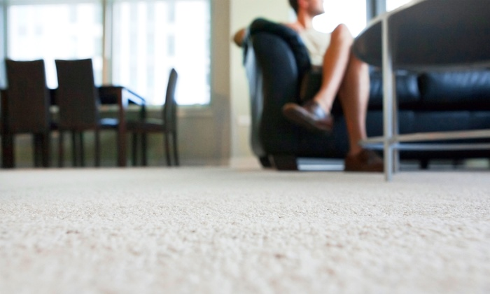 Wall Street Valet LLC - New York City: Carpet Steam-Cleaning for One or Three Rooms from Wall Street Valet LLC (Up to 83% Off)