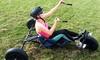 KITEAREA Kitesailing Adventures - Münsterappel: 3 Stunden oder 2 Tage Basis-Kurs Kitelandboarding-Kurs bei KITEAREA Kitesailing Adventures (bis zu 52% sparen*)