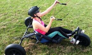 KITEAREA Kitesailing Adventures: 3 Stunden oder 2 Tage Basis-Kurs Kitelandboarding-Kurs bei KITEAREA Kitesailing Adventures (bis zu 52% sparen*)