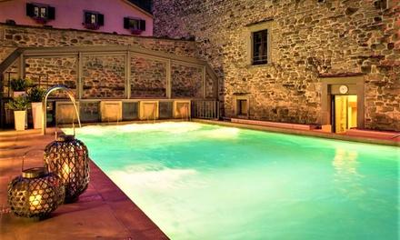 Bagno di Romagna: camera Superior con colazione e aree termali Hotel Terme Sant'Agnese
