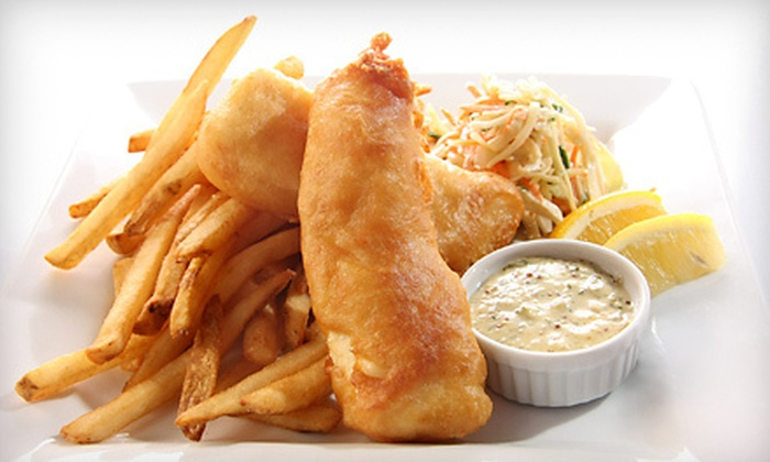 Tim Finnegan's - North Mountain: $15 for $30 Worth of Food and Drinks at Tim Finnegan's