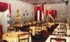 Restaurant Le Cèdre - Nantes: 2 mezzés pour 2 personnes à 34,90 € au Restaurant Le Cèdre
