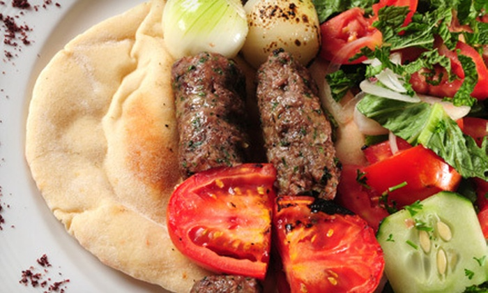 Olive Cafe - Downtown: $15 for $30 Worth of Mediterranean Dinner Cuisine at Olive Cafe