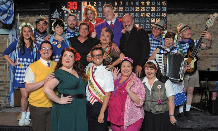 """We Gotta Bingo!""  - Chicago Theater Works: We Gotta Bingo – Three-Course Dinner Theater Experience on November 8–January 31"