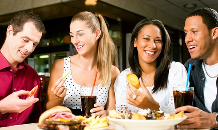 Food Tour or Christmas Tour from Old Towne Orange Walking Food Tours (Up to 50% Off). Four Options Available.