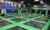 Up to 38% Off Jump Passes at Flip N Fun Center