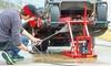 Pro Lift Lawn Mower Jack Lift