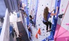 Up to 51% Off Indoor Climbing Pass at Central Rock Gym