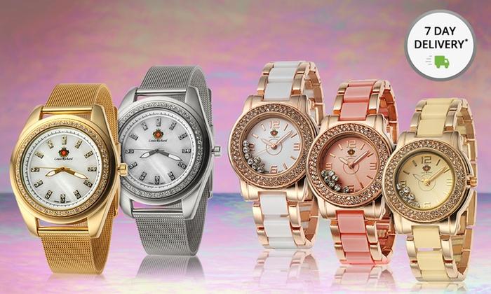 Louis Richard Men's and Women's Watches: Louis Richard Men's andWomen's Watches. Multiple Styles from $34.99—$39.99. Free Returns.
