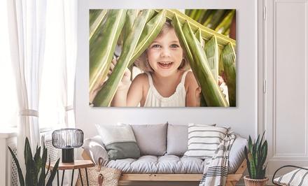 Impression sur toile avec format au choix sur le site Photo Gifts dès 24,99 €