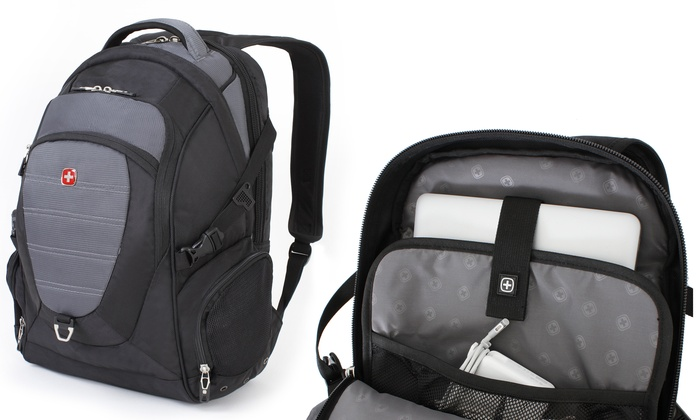 SwissGear Laptop Backpack | Groupon Goods