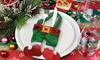 Luxury Elf Cutlery Holders