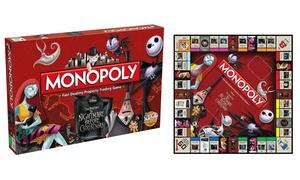 Monopoly Le Noël de Monsieur Jack