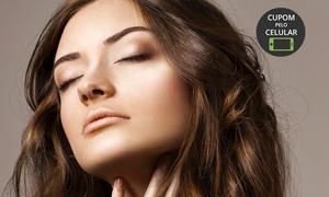 Estética Corpo Fino: Estética Corpo Fino - Ouro Preto Pampulha:1, 3 ou 5 visitas com peeling + limpeza de pele + máscara revitalizante