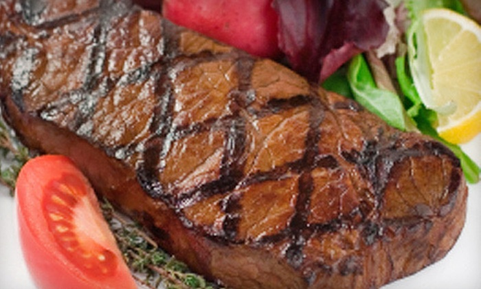 Backyard Grill Restaurant - Chantilly: $15 for $30 Worth of American Cuisine at Backyard Grill Restaurant in Chantilly
