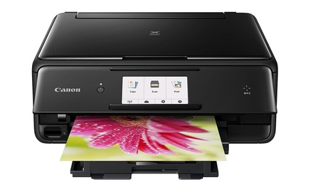 Canon PIXMA TS8020 Wireless All-in-One Printer
