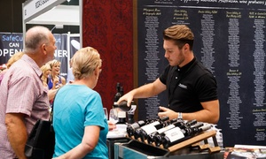 CTM Events: Food & Wine Expo - Friday After 5 p.m. ($5) or Full-Day Pass (From $9) at Gold Coast Convention Centre (Up to $22 Value)