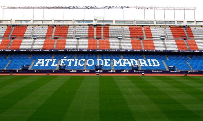 Atlético de Madrid - Estadio Vicente Calderón: Entrada al Museo Atlético de Madrid con visita libre al Estadio Vicente Calderón para adultos y niños desde 13,50 €