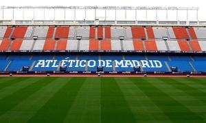 Atlético de Madrid: Entrada al Museo Atlético de Madrid con visita libre al Estadio Vicente Calderón para adultos y niños desde 13,50 €