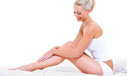 Six Laser Hair Removal Treatments at New England Laser & Wellness Center (Up to 87% Off). Four Options Available.