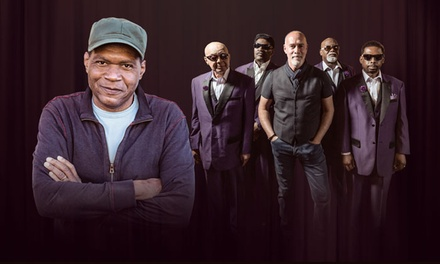 The Robert Cray Band feat. Marc Cohn, The Blind Boys Of Alabama, and Shemekia Copeland on June 11 at 8 p.m.