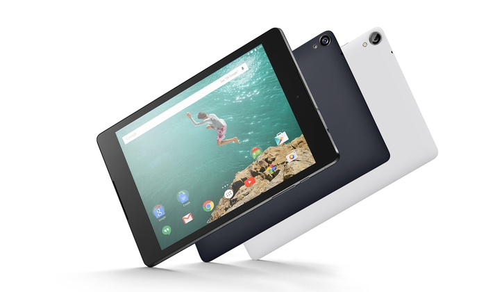 HTC Google Nexus 9 16GB or 32GB Android Tablet ...