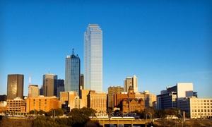 3.5-Star Top-Secret Dallas Hotel near Downtown at 3.5-Star Top-Secret Dallas Hotel, plus 9.0% Cash Back from Ebates.