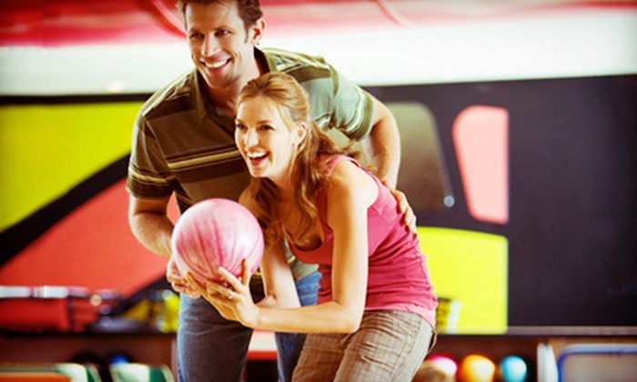 Anastasia Lanes - Anastasia Lanes: Two Games of Bowling with Shoe Rental for Two or Four at Anastasia Lanes in St. Augustine (52% Off)