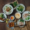 Three-Course Vietnamese Meal