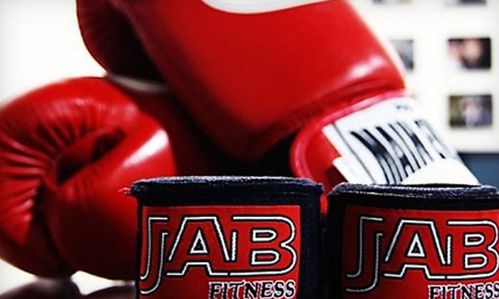 JAB Fitness - Tempe: One Month of Unlimited Classes at JAB Fitness (Up to 87% Off)