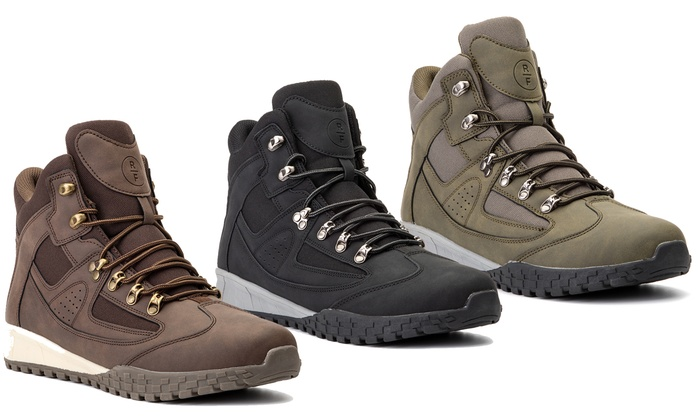 Reserved Footwear Men's Clove Sneaker Boot Groupon  Groupon