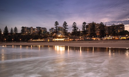 Wollongong: 1 or 2 Nights for Two People with Breakky, Welcome Drink and Late CheckOut at Novotel Wollongong Northbeach