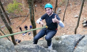 Northeast Mountain Guiding: Outdoor Rappelling Clinic for One or Two from Northeast Mountain Guiding (Up to 59% Off)