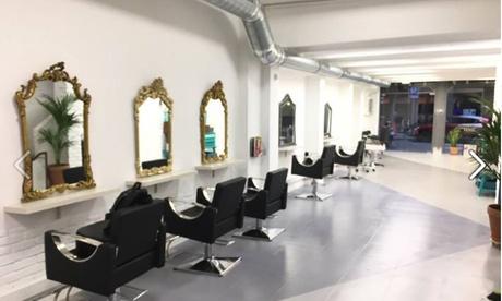 Sesión de mechas balayage, alisado de queratina o queratina rizada desde 39,95€ en Integral Nature For Hair Oferta en Groupon