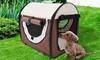 Pawhut Fabric Pet Carrier