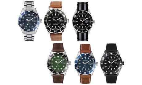 Relojes Kahuna para hombre resistentes al agua