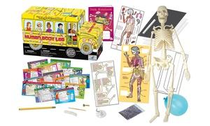 The Magic School Bus Human Body Lab