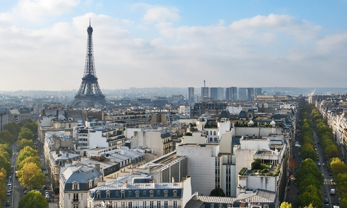 Paris and Rome Vacation with Airfare from go-today - Villa Royale Montsouris: 7-Day Paris and Rome Vacation with Airfare and Hotels from go-today. Price/person Based on Double Occupancy.