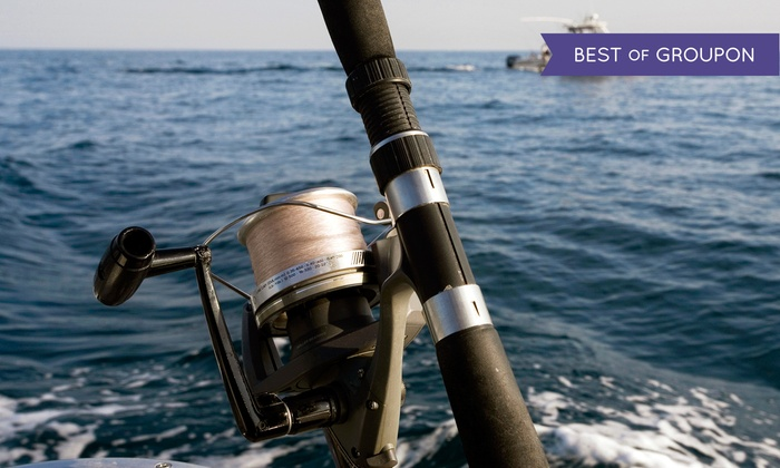 deep sea fishing trip pure naples groupon