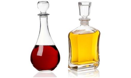 Bormioli Rocco Wine or Whisky Glass Decanter