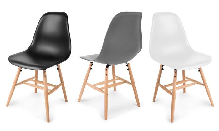 Scandinavische Design Stoelen.Scandinavische Stoelen Hetta Groupon