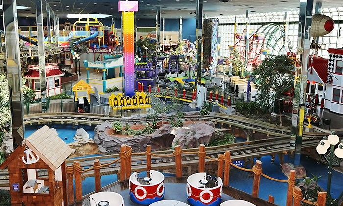 Centre Island Theme Park Groupon Deal