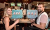 Painting & Vino - Multiple Locations: Social Painting Event Admission for One or Two at Painting & Vino (Up to 52% Off)